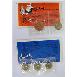Bureau of the Mint Souvenirs Signed by Mint Director Stella Hackel et al.
