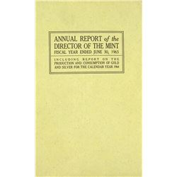 Mint Director's Report for Fiscal Years 1963 & 1965