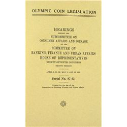 Olympic Coin Legislation