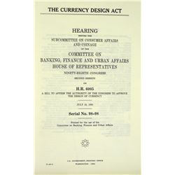 The Currency Design Act