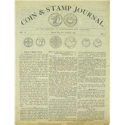A Rarely Seen 1875 Kansas City Publication