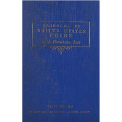 First Edition Blue Book
