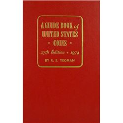 Presentation Red Books, Inscribed by R.S. Yeoman to Margo Russell