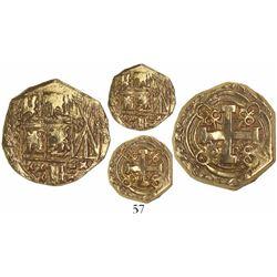 Bogota, Colombia, cob 2 escudos, (1)731(S).