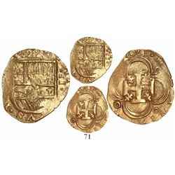 Seville, Spain, cob 2 escudos, 1621(G).