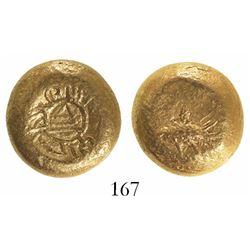 Indonesia, 1/2 tael (tahil), Srivijaya Kingdom (680-1250 AD).