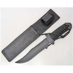 SPECIAL FORCES TACTICAL ASSAULT KNIFE W/ SHEATH