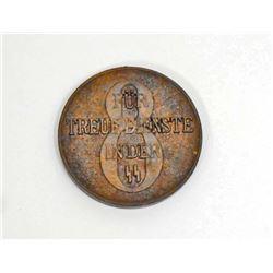 GERMAN NAZI WAFFEN SS 8 YEAR LONG SERVICE TABLE DECORATION