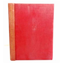 """1958 """"THE ESOPHAGUS"""" SIGNED HARDCOVER BOOK"""