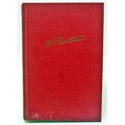 "1958 ""DOCTOR ZHIVAGO"" HARDCOVER BOOK"