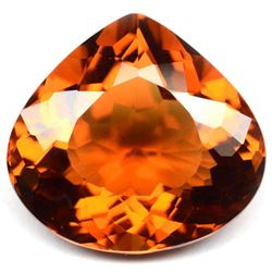 19.65 CT ORANGE BRAZILIAN CITRINE