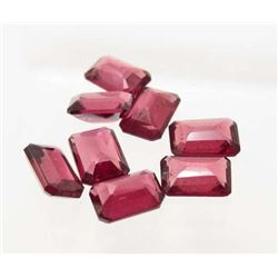LOT OF 5.34 CTS OF PINK AFRICAN GARNETS