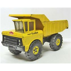 C. 1970'S TONKA MIGHTY DUMP TRUCK