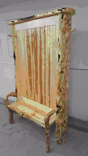 Pleasant Entry Way Bench With Hidden Gun Storage Inzonedesignstudio Interior Chair Design Inzonedesignstudiocom