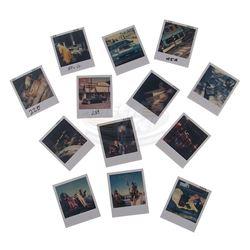 Back To The Future - Continuity Polaroids - 17685