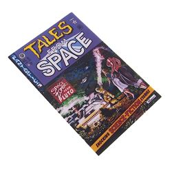 """Back To The Future - """"Tales From Space"""" Comic Book (Replica) - 18157"""