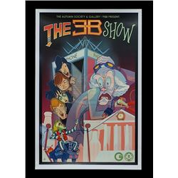 """Back To The Future - """"The 3B Show"""" Print - 18024"""