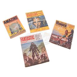 Back To The Future - 1950's Science Fiction Magazines - 17915