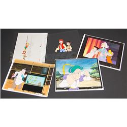 Back To The Future - Animation Cels - 17958