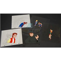 Back To The Future - Animation Cels - 17963