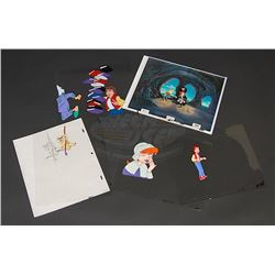Back To The Future - Animation Cels - 17964
