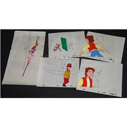 Back To The Future - Animation Cels - 17966