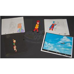 Back To The Future - Animation Cels - 17969
