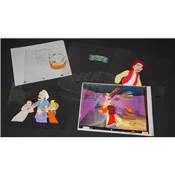 Back To The Future - Animation Cels - 17970
