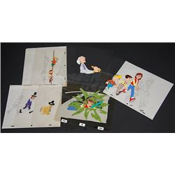 Back To The Future - Animation Cels - 17971