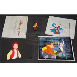 Back To The Future - Animation Cels - 17972