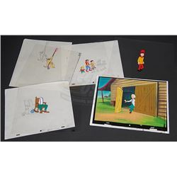Back To The Future - Animation Cels - 17973