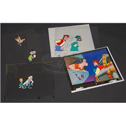 Back To The Future - Animation Cels - 17974