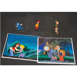 Back To The Future - Animation Cels - 17975
