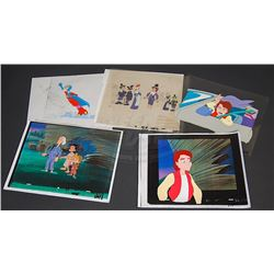 Back To The Future - Animation Cels - 17976
