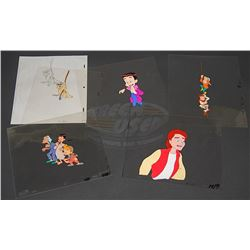 Back To The Future - Animation Cels - 17978
