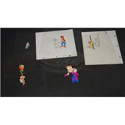 Back To The Future - Animation Cels - 17979