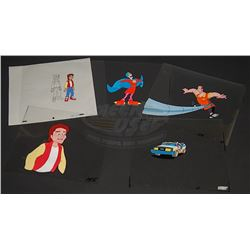 Back To The Future - Animation Cels - 17982