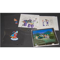 Back To The Future - Animation Cels - 17985