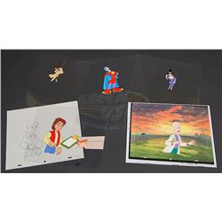 Back To The Future - Animation Cels - 17986