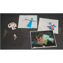 Back To The Future - Animation Cels - 17988