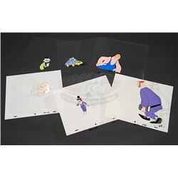 Back To The Future - Animation Cels - 18064