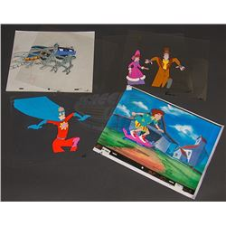 Back To The Future - Animation Cels - 18065