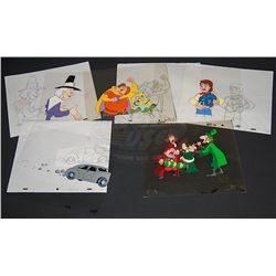 Back To The Future - Animation Cels - 18066