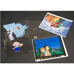 Back To The Future - Animation Cels - 18067