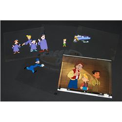 Back To The Future - Animation Cels - 18070