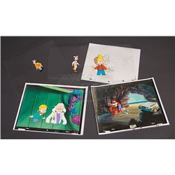 Back To The Future - Animation Cels - 18072