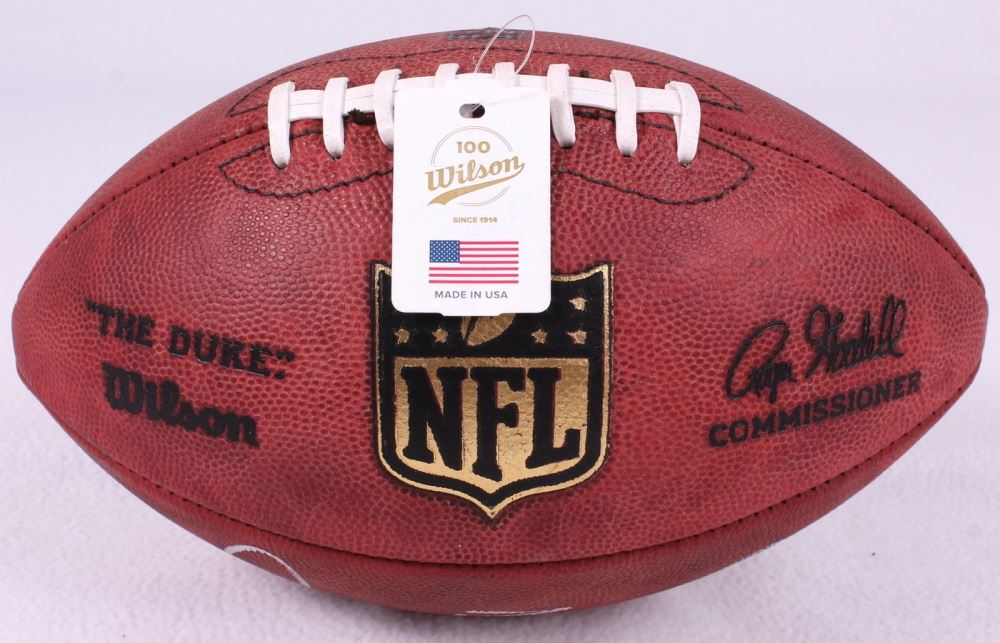 Dez Bryant Signed Official Nfl Game Ball Panini Coa