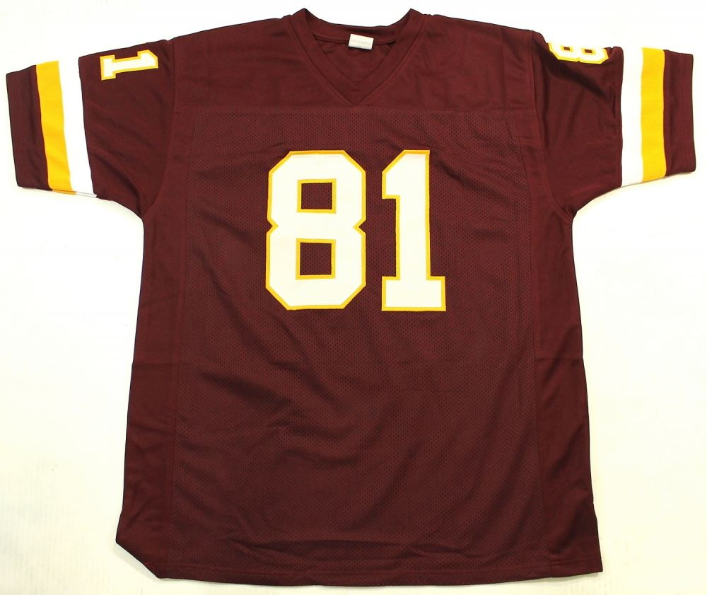 wholesale dealer 9bed8 c6e50 Art Monk Redskins On-Field Style Custom Stitched Jersey ...
