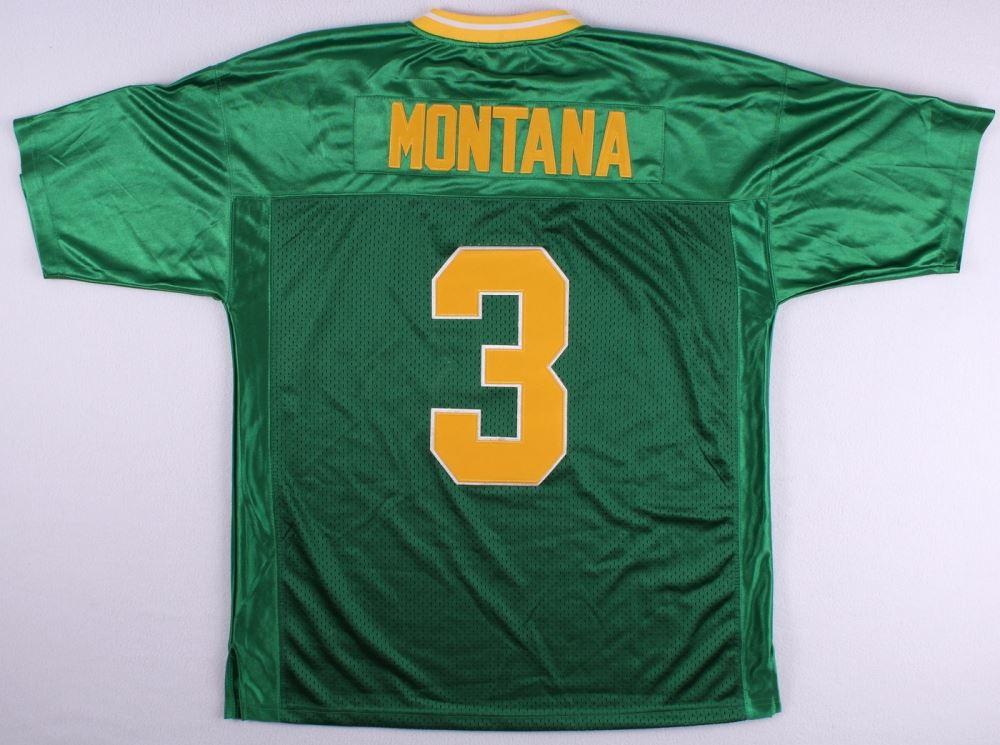 18c390f1e74 ... Image 2 : Joe Montana Notre Dame Vintage Sportswear Stitched Jersey  (Size XL)