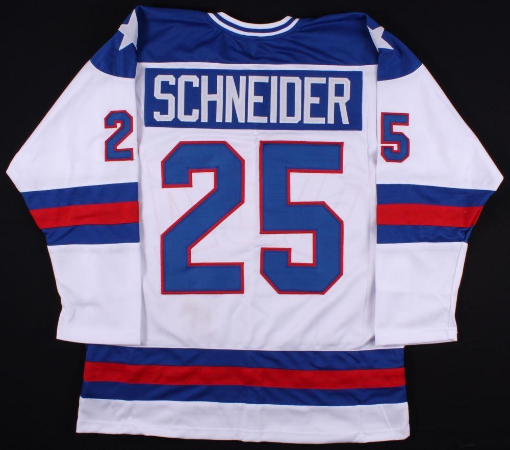 Buzz Schneider 1980 Team USA